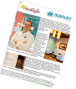 Cosmetic Dentist Dr Hani AlSaleh Of West Virginia