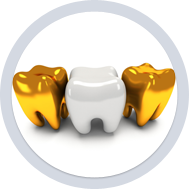 Dental Crowns With Dentist
